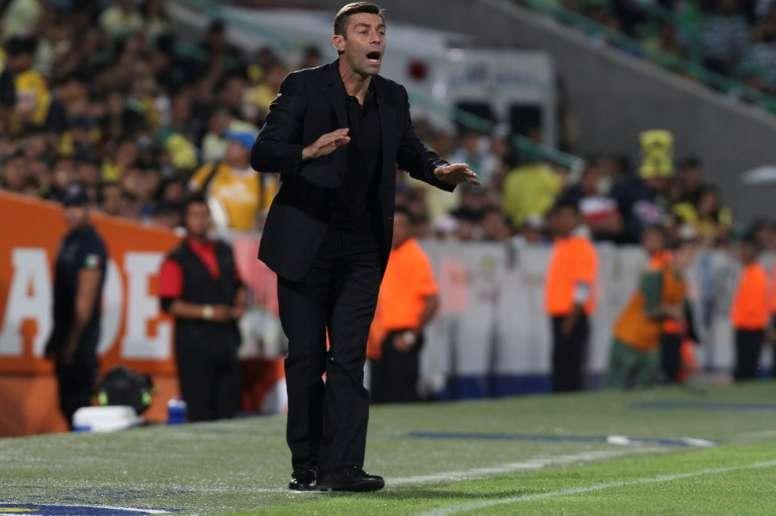 Ao fim de cinco jogos, 1ª derrota para Caixinha e eliminação da Taça frente ao Celtic. AFP