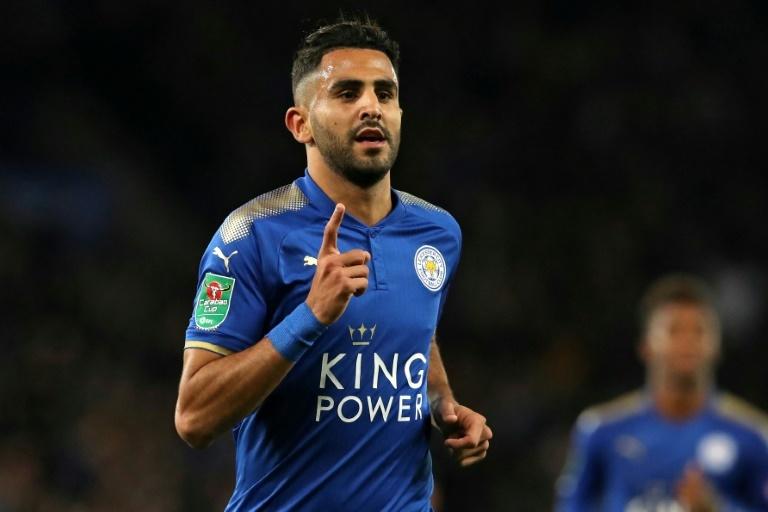 Puel évalue le prix de Mahrez à plus de 100 M — Leicester
