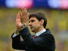 El Middlesbrough ganó al Hull City con el tiempo cumplido. AFP