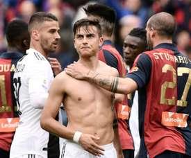 La Juventus a encore quelques défis. AFP