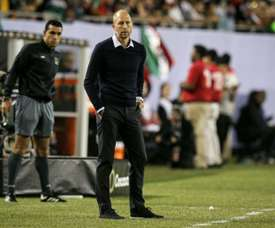 Berhalter wants 'intense' US in must-win Canada clash. AFP