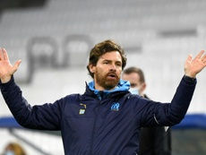 Andre Villas Boas' Marseille got a 1-1 draw with Reims. AFP