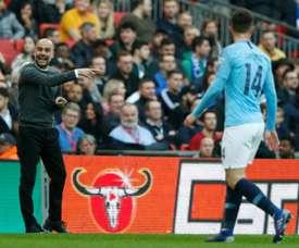 Laporte encense Bielsa et Guardiola. AFP