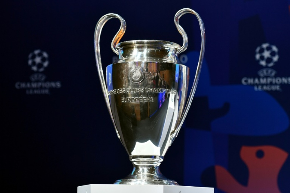 When is the UEFA Champions League group stage draw? AFP