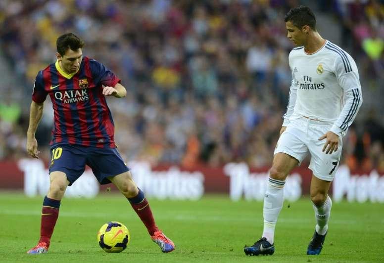 Herrera admite haver um detalhe que diferencia os dois melhores jogadores do Mundo. EFE