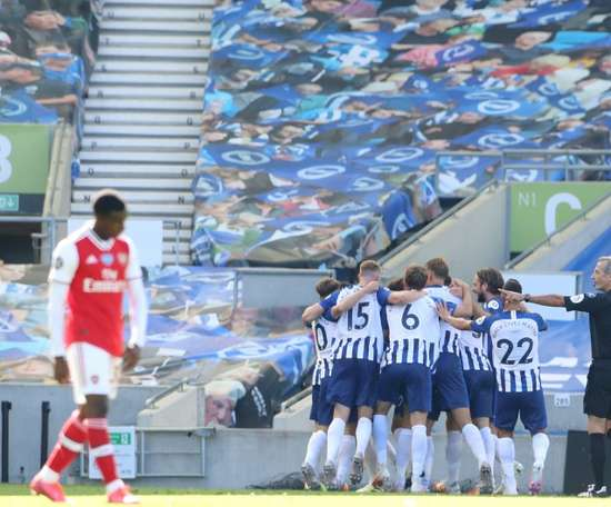 The Latest News From Brighton Hove Albion Squad Results Table