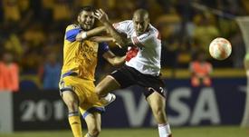 ¿Se acuerdan de la final de Copa Libertadores 2015?. AFP
