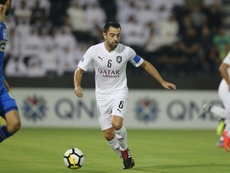 Xavi is nearing retirement. AFP