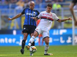 Pellegri has said he was impressed by Monaco's youth policy. AFP