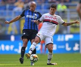Pellegri intéresse l'Inter. AFP