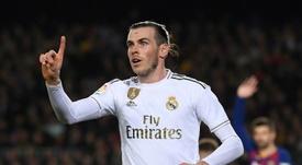 Bale pouvait partir durant l'été 2019. afp