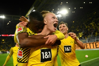 Haaland sauve Dortmund face à Hoffenheim