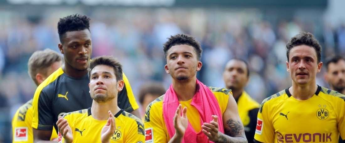 Un attaquant inconnu mais prometteur dans l'agenda du Borussia
