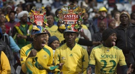 Tau has dream Bafana Bafana debut.