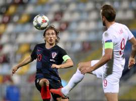 England and Croatia played out a 0-0 draw in their last Nations League fixture. AFP