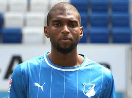 Ryan Babel, pictured on July 10, 2012, will join Besiktas. AFP