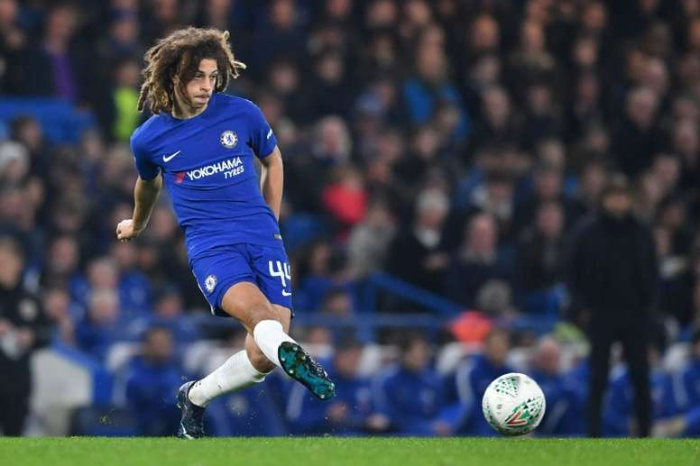 Trabzonspor want to get Chelsea players. AFP