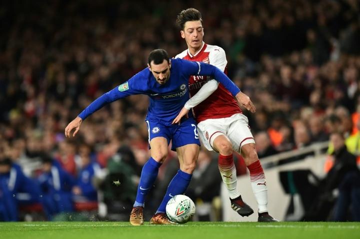 O Chelsea prepara duas vendas. AFP