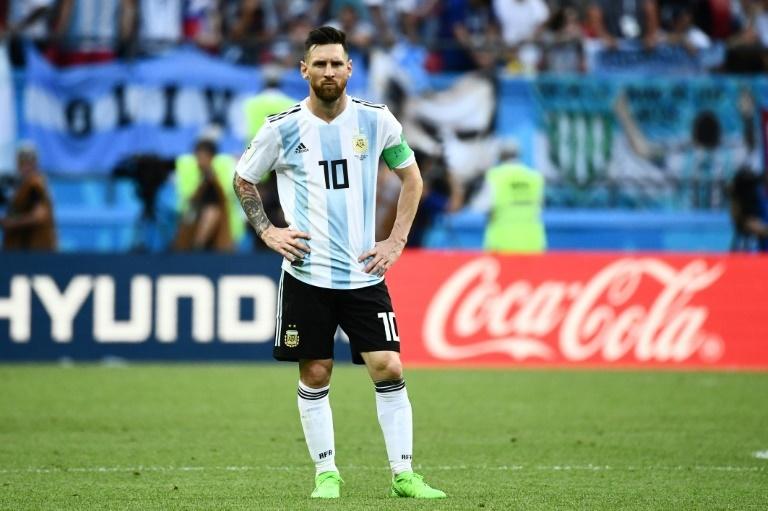 Lionel Messi de retour avec l'Argentine, Paredes et Di Maria appelés