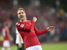 Eriksen could play. AFP