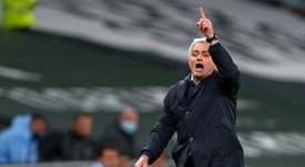 Jose Mourinho's Tottenham are in good form. AFP