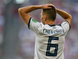 Cheryshev says Russia are hoping to do some damage. AFP