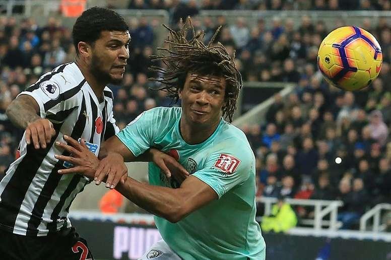Aké has signed for Man City. AFP
