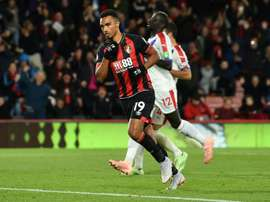 Nueva victoria del Bournemouth, en puestos europeos. AFP