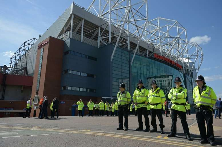 Suspect Device Blown Up At Old Trafford As Manchester United