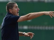 Spaniard Juan Carlos Garrido made history on Sunday. AFP