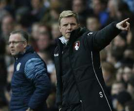 Howe is hoping to extend Bournemouth's strong start. AFP