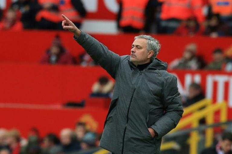 Le joueur de l'année selon Mourinho — Manchester United