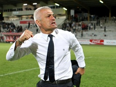 Ravanelli has won just one game as a manager. AFP