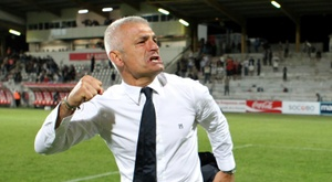 Ravanelli lasted just three months in the role. AFP