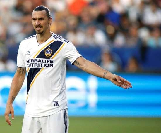 Zlatan vows to 'break every record in MLS this season'