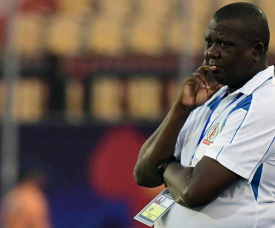 Winning Zimbabwe coach quits, losing Burundi boss stays. AFP