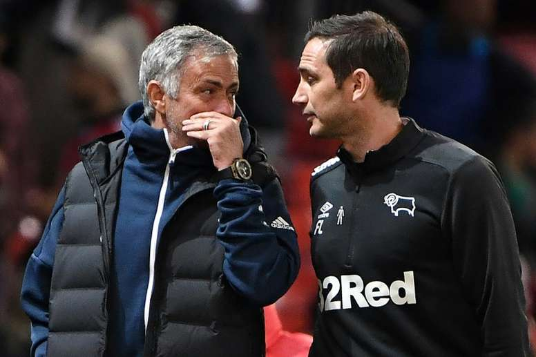 Mourinho and Lampard brace for Premier League summit meeting