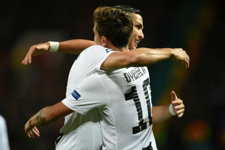 Cristiano y Dybala, la pareja letal: 67 goles y 50 victorias