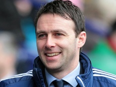 Nottingham Forest boss Dougie Freedman was under severe pressure after eight matches without a win in the English second tier, but his players rallied to see off the Rams in the East Midlands derby at the City Ground