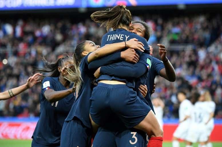 Il Mondiale si apre con una pioggia di goal. AFP