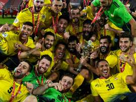 They have won the cup. AFP