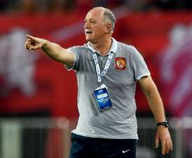 Scolari is back for a third spell. AFP
