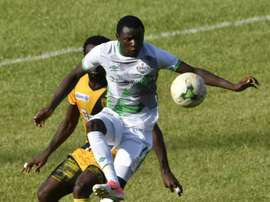 Kambole found the net for Zescos against ASEC Mimosas. AFP