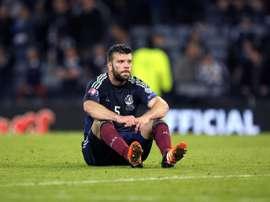 El Blackburn ha tasado en 11 millones al jugador escocés. AFP