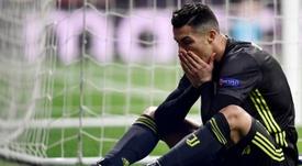 Así fue la ida de los octavos de final de la Champions League. AFP