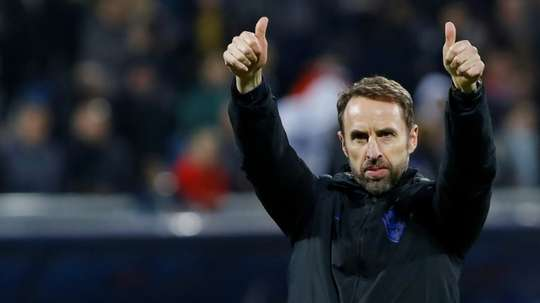England better placed for Euro success in 2021, says Southgate. AFP
