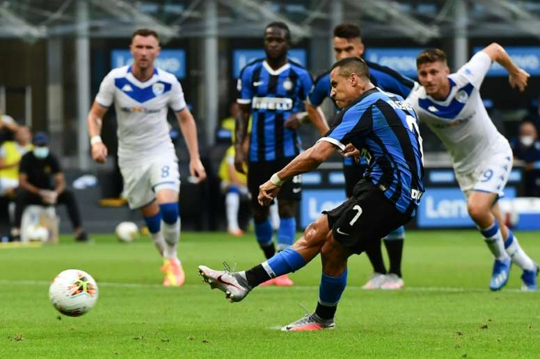 Sanchez shines in Inter rout as Milan salvage draw at SPAL