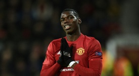Pogba will be the focus of attention once more at Balaidos. AFP