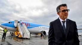 Osorio estará en el sorteo de la próxima Copa América. AFP/Archivo