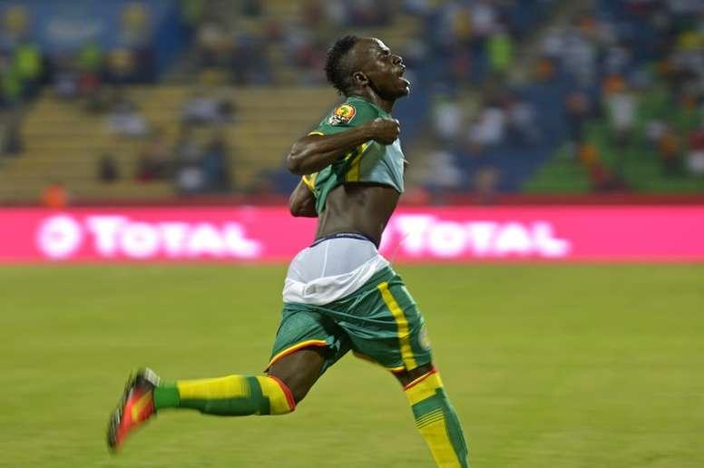 Les compos probables du match amical entre le Brésil et le Sénégal. EFE